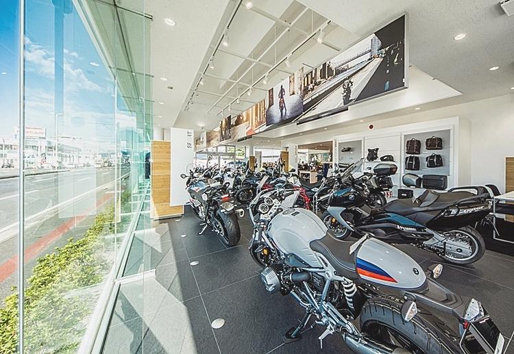 BMW Motorrad Takasaki(株式会社ヤナセオート)