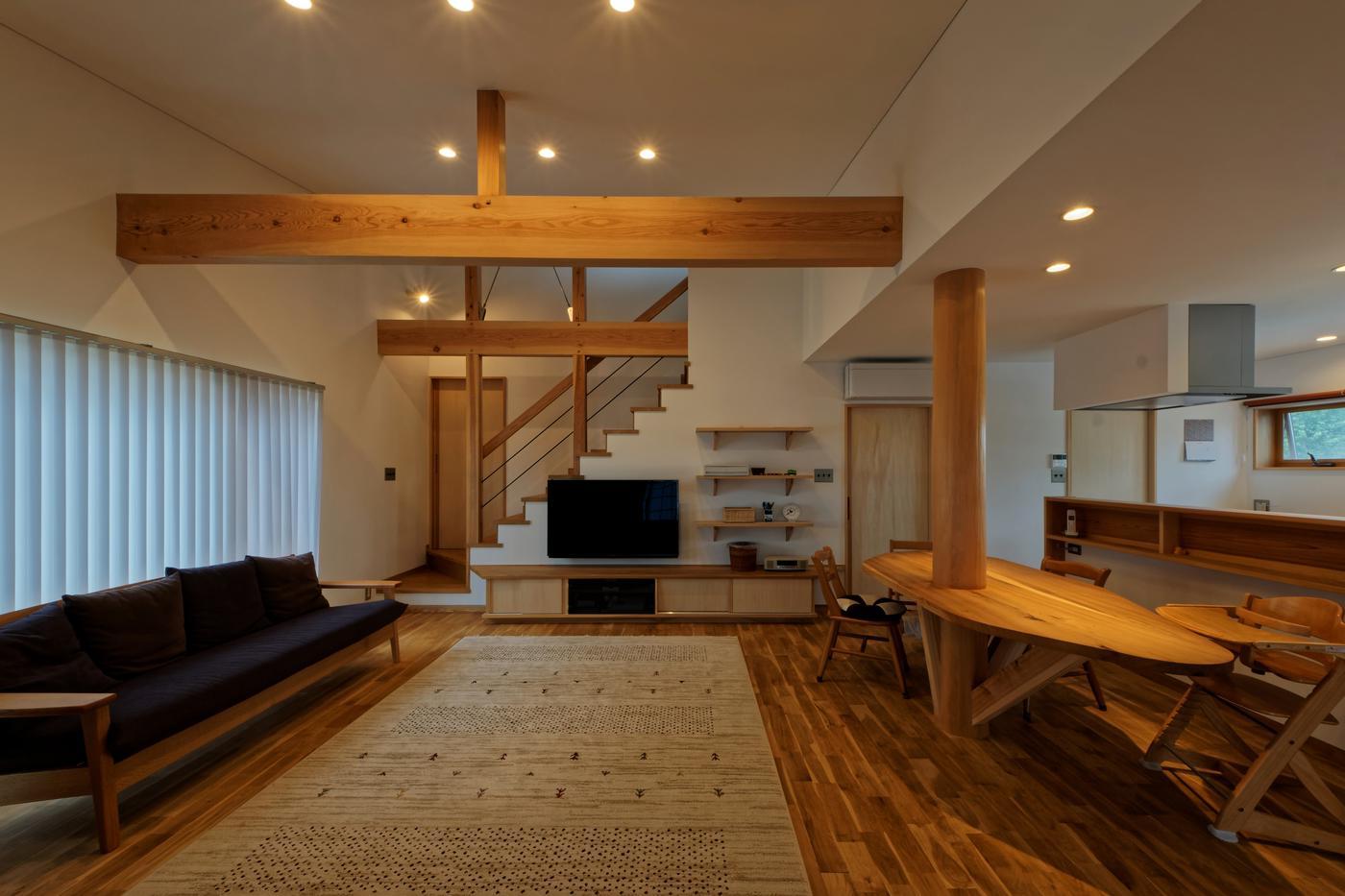 温和しい家
